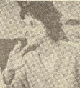 Attendant Carol Gould