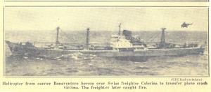 Swiss Freighter Celerina