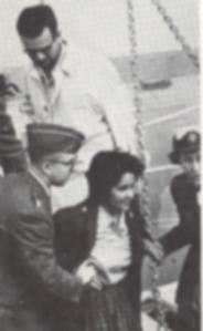 Juan and Carmen exit Celerina